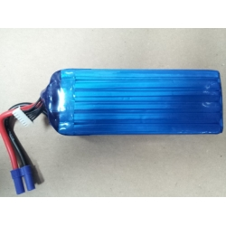 Edfhobbies 6s 5200mah 65c