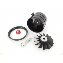 XRP-70mm 13blade EDF Fan Unit