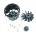 Taft-Hobby 90mm EDF 1350Kv For 8S High Speed (11 Blade)
