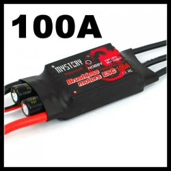 Mystery Dragon ESC 100A 2-6S Brushless w BEC
