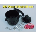 XRP 70mm 14 Blade Ducted Fan 2300KV 4s and 5s